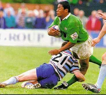 LA JAMBE ELASTIQUE Rugby